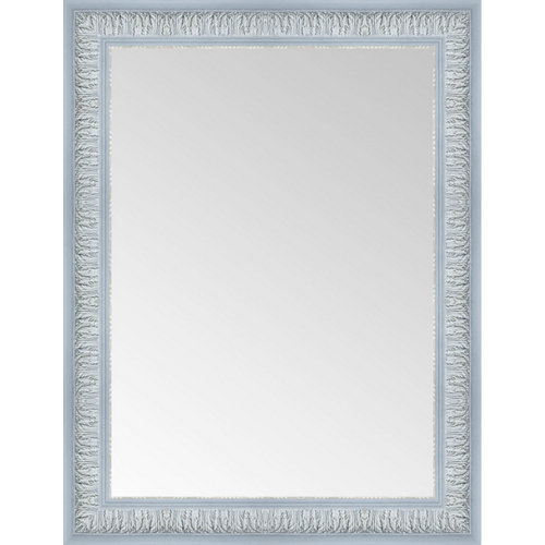 Espejo rectangular inca gris 84 x 64 cm