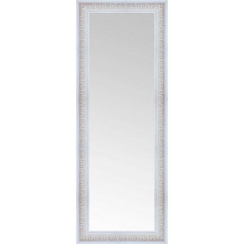 Espejo rectangular inca blanco 149 x 59 cm