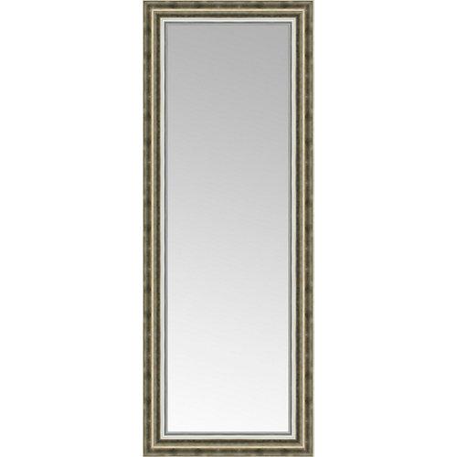 Espejo rectangular puntas dorado 149 x 59 cm