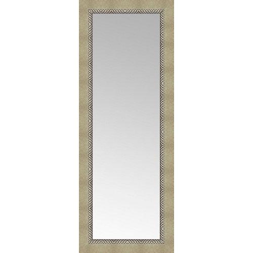 Espejo rectangular alhambra dorado dorado 149 x 59 cm