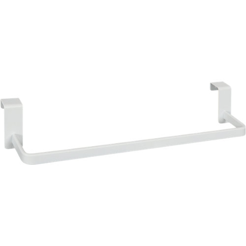 Toallero mueble blanco mate 37x7 cm