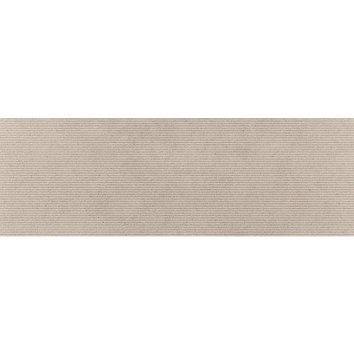 Revestimiento rib line argenta tortora 40x120 rc