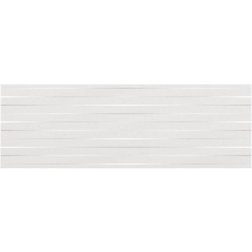 Revestimiento laval bosse argenta blanc 20x60