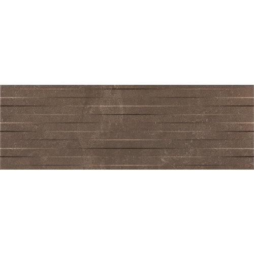 Revestimiento laval bosse argenta marron 20x60