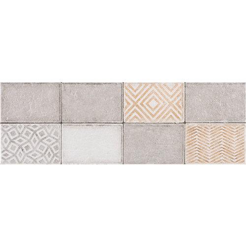 Revestimiento troyes mosaic argenta glace 20x60