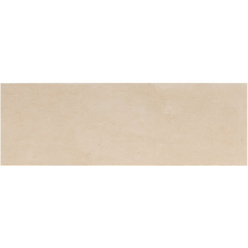 Revestimiento crema argenta natural brillo 30x90 rc