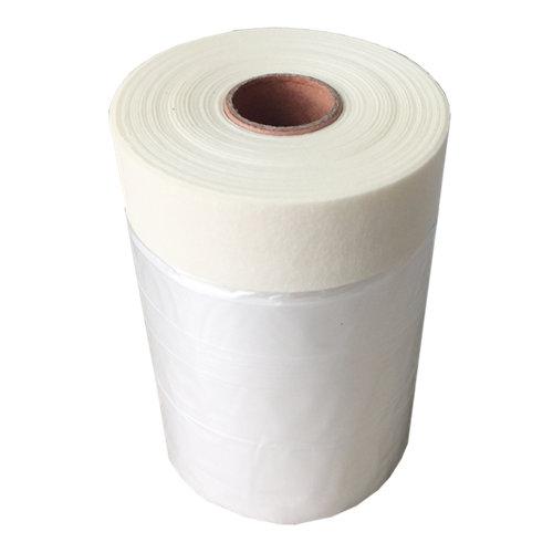 Plástico de protección con cinta de pintor dexter 33x55cm