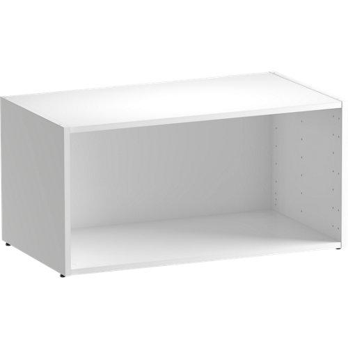 Módulo de armario spaceo home blanco 80x40x45 cm