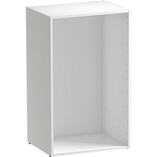 Módulo de armario spaceo home blanco 60x100x45 cm