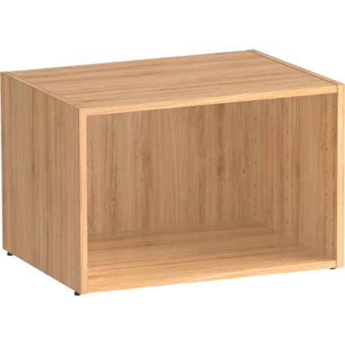 Módulo de armario spaceo home roble 60x40x45 cm
