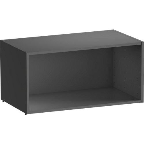 Módulo de armario spaceo home gris 80x40x45 cm