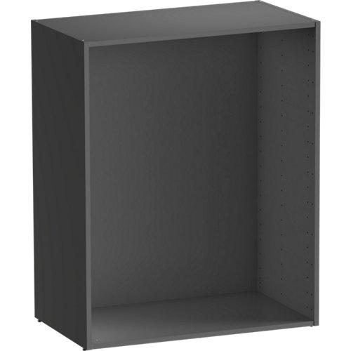 Módulo de armario spaceo home gris 80x100x45 cm