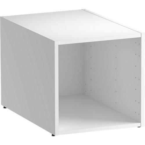 Módulo de armario spaceo home blanco 40x40x60 cm