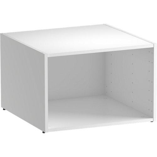 Módulo de armario spaceo home blanco 60x40x60 cm