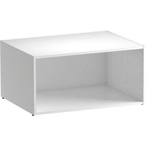 Módulo de armario spaceo home blanco 80x40x60 cm