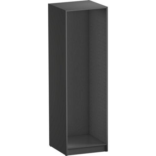 Módulo de armario spaceo home gris 60x200x60 cm