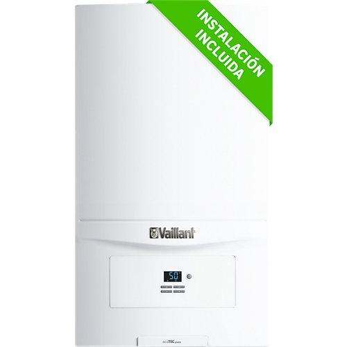 Caldera de condensación de gas natural vaillant ecotec pure 286
