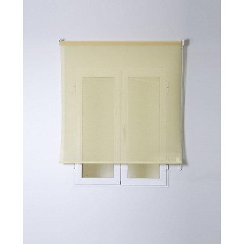 Estor enrollable rustipol amarillo 105/109x250cm