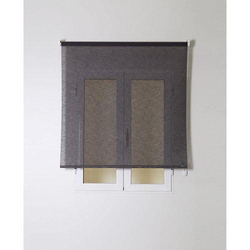 Estor enrollable rustipol marengo 135/139x250cm