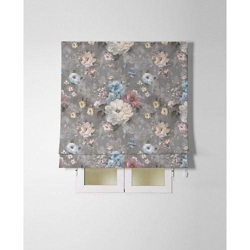 Estor plegable allegro gris 75x175cm