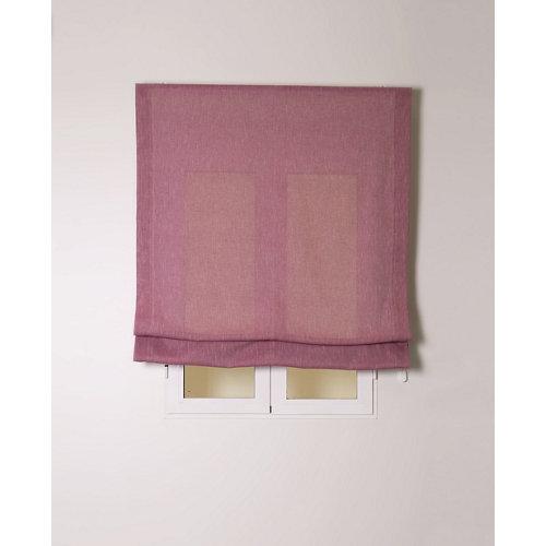 Estor plegable bari violeta 75x175cm