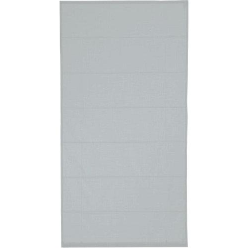 Estor plegable gris toxa básico 90 x 175 cm