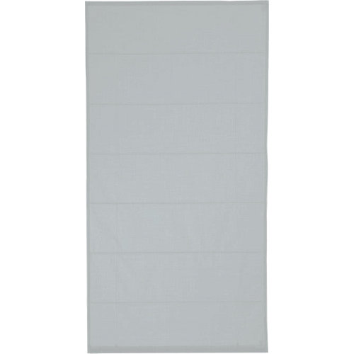 Estor plegable gris toxa básico 120 x 175 cm