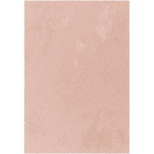 Alfombra lavable viena rosa 120x170 cm