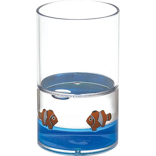 Vaso de baño pyxis azul