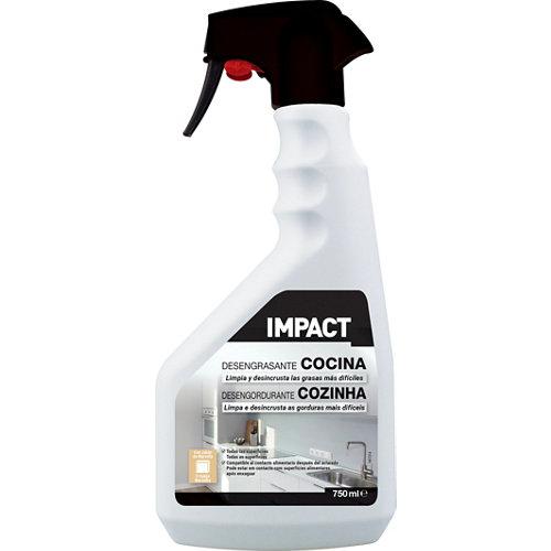 Limpiador desengrasante para cocina impact 750 ml