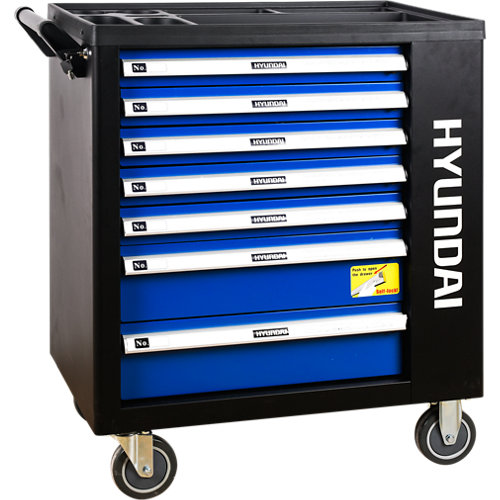 Carro de herramientas con ruedas hyundai k287-5