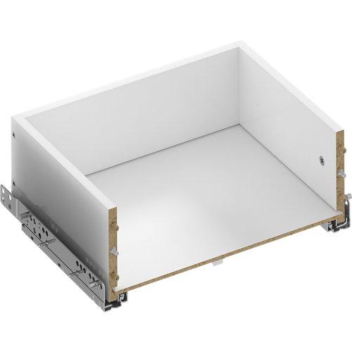 Kit cajón exterior para módulo de armario spaceo home 40x20x30cm