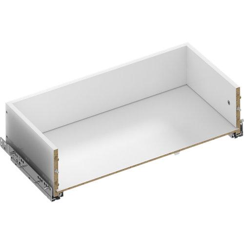 Kit cajón exterior para módulo de armario spaceo home 60x20x30cm