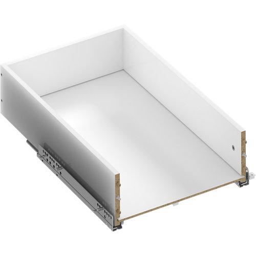 Kit cajón exterior para módulo de armario spaceo home 40x20x60cm