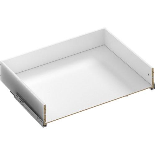 Kit cajón exterior para módulo de armario spaceo home 80x20x60cm