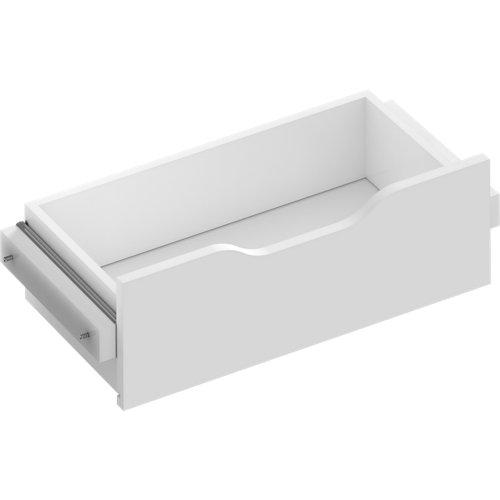 Kit cajón interior para módulo de armario spaceo home blanco 60x16x30 cm