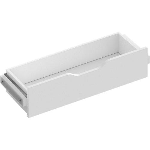 Kit cajón interior para módulo de armario spaceo home blanco 80x16x30 cm
