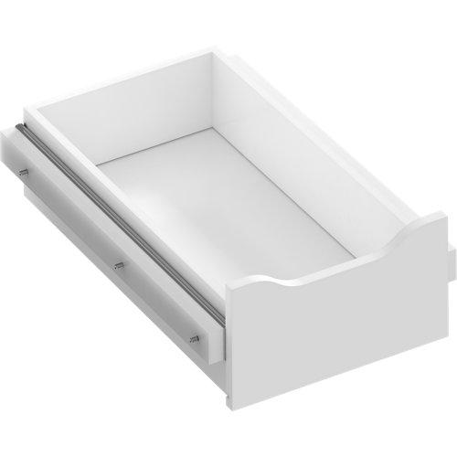 Kit cajón interior para módulo de armario spaceo home blanco 40x16x60 cm