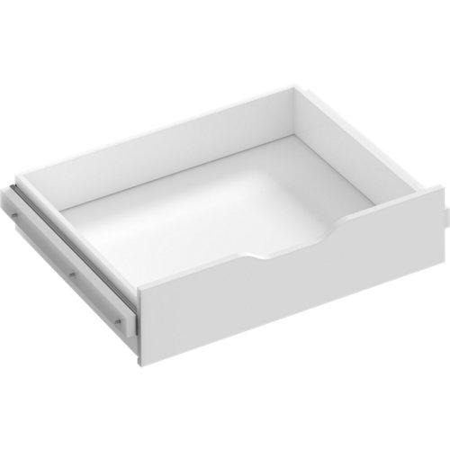 Kit cajón interior para módulo de armario spaceo home blanco 80x16x60 cm