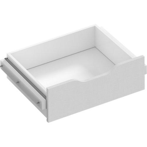 Kit cajón interior para módulo de armario spaceo home textil 60x16x45 cm