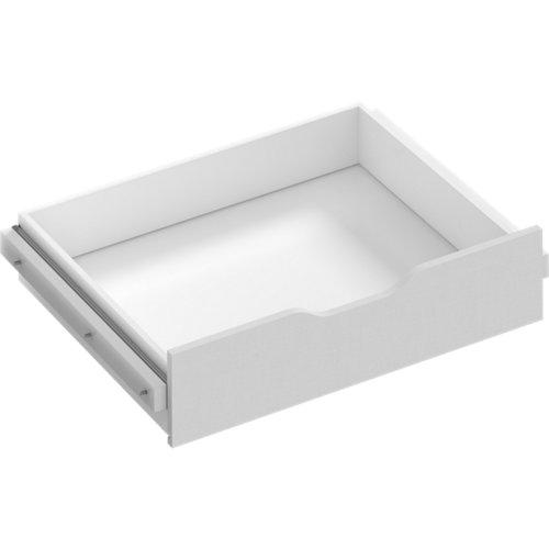 Kit cajón interior para módulo de armario spaceo home textil 80x16x60 cm