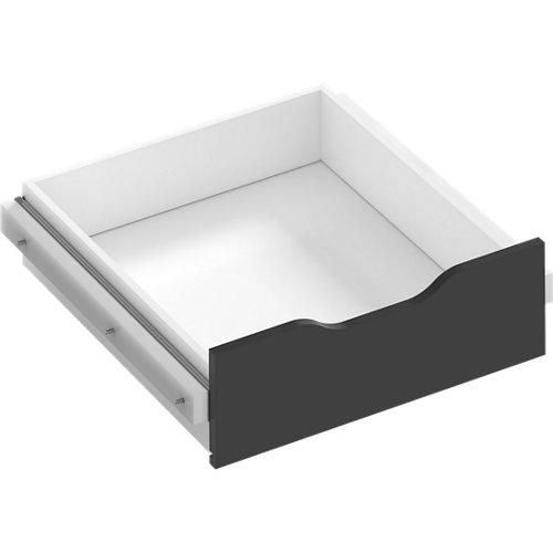 Kit cajón interior para módulo de armario spaceo home gris 60x16x60 cm