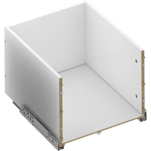 Kit cajón exterior para módulo de armario spaceo home 40x40x45cm