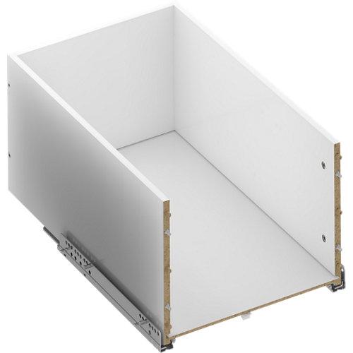 Kit cajón exterior para módulo de armario spaceo home 40x40x60cm