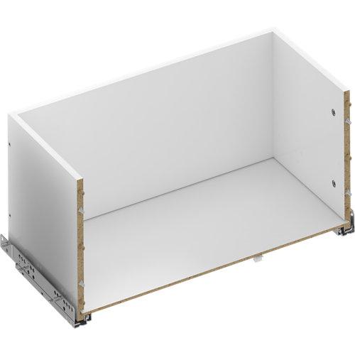 Kit cajón exterior para módulo de armario spaceo home 60x40x30cm