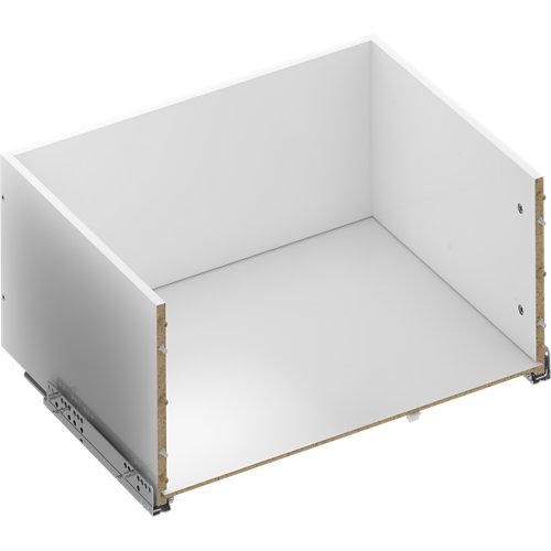 Kit cajón exterior para módulo de armario spaceo home 60x40x45cm