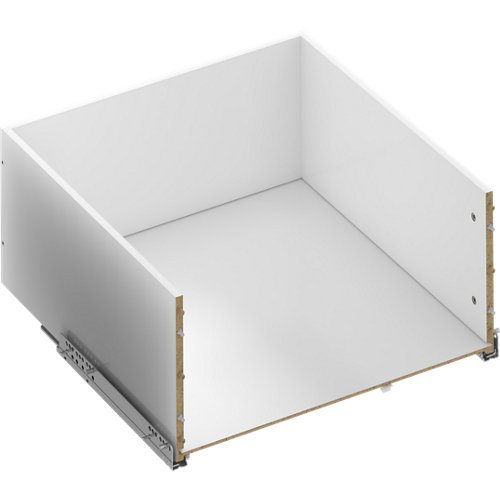 Kit cajón exterior para módulo de armario spaceo home 60x40x60cm