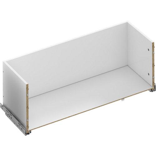 Kit cajón exterior para módulo de armario spaceo home 80x40x30cm