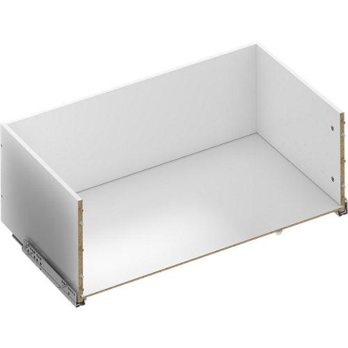 Kit cajón exterior para módulo de armario spaceo home 80x40x45cm