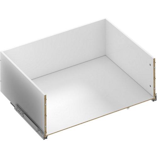 Kit cajón exterior para módulo de armario spaceo home 80x40x60cm